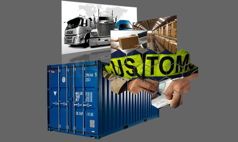 Customs clearance customs